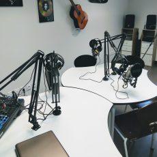 Esquisse radio à Vauréal